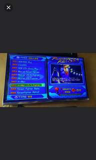 Arcade box with 1388 Retro Arcade Games (Pandora 5s Plus)