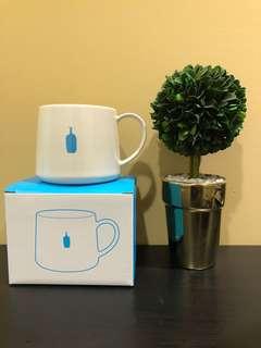 🆕Blue Bottle 藍瓶logo馬卡咖啡杯☕️