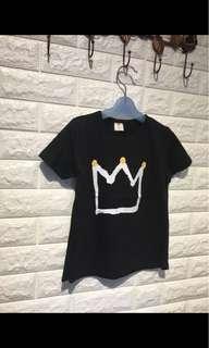 🚚 童裝-皇冠👑上衣(13號)