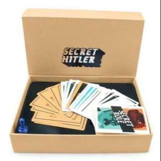 Secret Hitler (standard game)