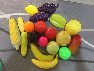 Kitchen Play Fruits Toy