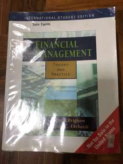🚚 Financial Management- Theory and Practice- Brigham and Ehrhardt