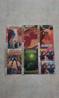 Ultimate Comics: X-Men (Marvel Comics 6 Issues, #18.1, 19 to 23, complete storyline)