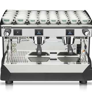 Espresson Machine Rancilio Class 7s and  Mazzer Major Electronic For Sale