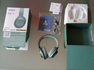 (THIS MUST GO) Sony h.ear on 2 (WH-H900N) Wireless NC headphones