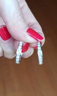 Denni Hoop Elegant Earrings