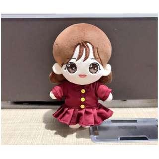 YERI - Baby VelvetRim doll