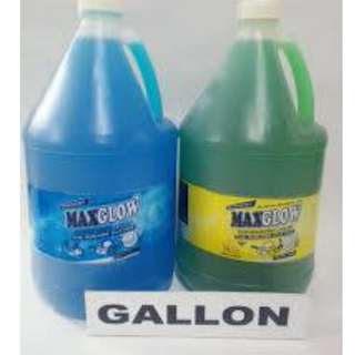 maxglow dishwashing 1 gallon