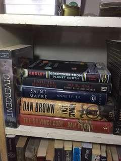 Preloved Books (6)