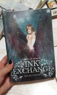 Novel Ink Exchange karya Melissa Marr