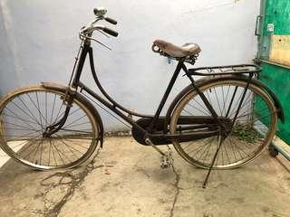 Sepeda Onthel Klasik Merk Valuas Holland Legit dan Murmer aja! (Barter Boleh)