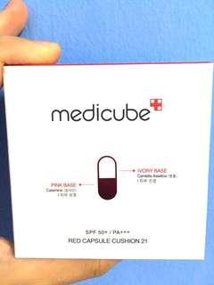 🚚 Red capsule cushion 21