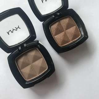 NYX Eyeshadow