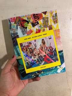 Weki Meki 1st Mini Album: WEME