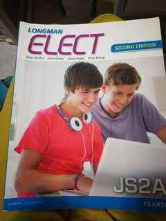 Longman Elect JS2A