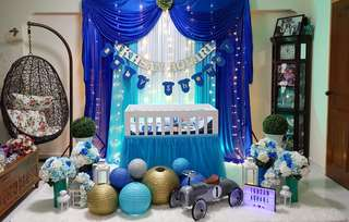 Backdrop Decor Baby Shower Party
