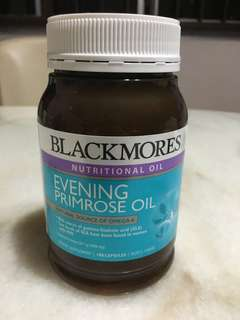 Blackmores Evening Primrose Oil 1000mg Cap 190's