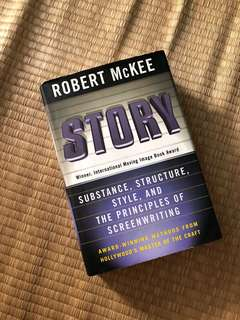 🚚 Story screenwriting book for filmmakers