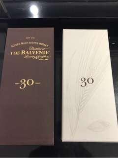 The Balvenie 30 Years