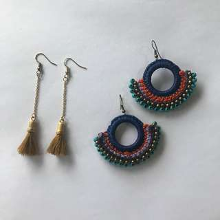 Summer Earrings Set 3