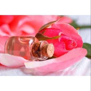 2 bottles Rose Water