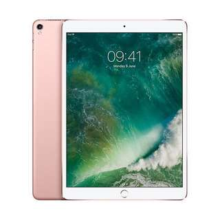 Apple iPad Pro 10.5 2017 64 GB Tablet - Rose Gold [Wifi] Kredit Mudah
