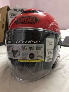 Shoei J-Cruise Reborn Size L. Limited Edition