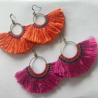 Summer Earrings Set 4