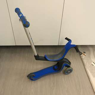 Globber My Free 5 in 1 Scooter (1-6y) - Blue