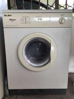 ELBA Dual Heat SENSORDRY Clothes Dryer 6KG