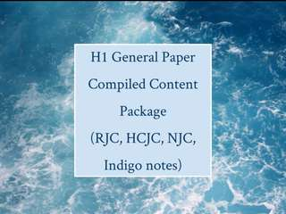 H1 GP Compiled Content Package