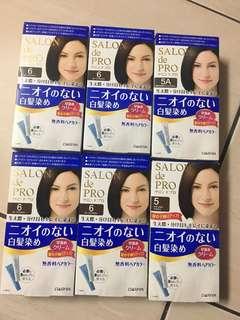 🚚 日本塔麗雅salon de pro 染髮劑