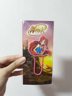 Winx club big paperclip