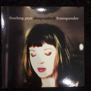 Fleeting joys - despondent transponder cd
