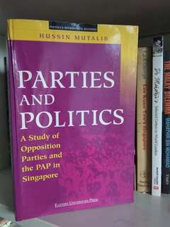 Parties and Politics