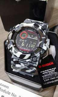 Authentic Casio G-Shock Frogman GWF-1000-1JF