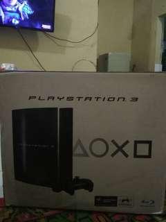 PS 3 FAT baru beli