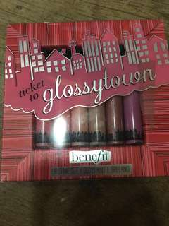 BENEFIT - Ticket to Glossytown