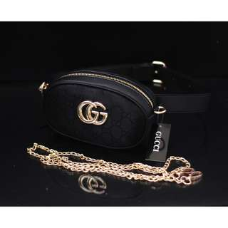 WAIST BAG SLINGBAG GUCCI 3in1