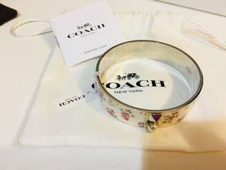 Authentic Coach Bracelet - New with tags