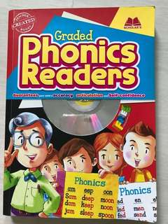 Children Phonic reader