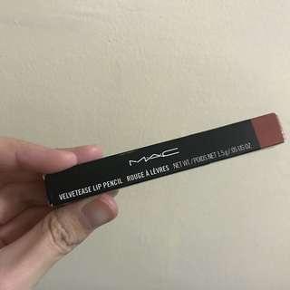 ❗️REPRICED MAC Velvetease Lip Pencil in Oh Honey