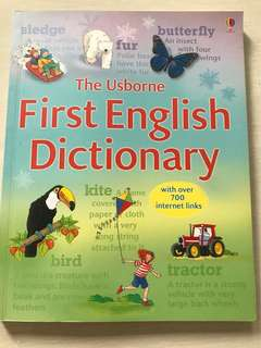 Children first dictionary