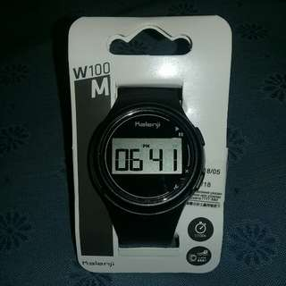 Kalenji W100 Men's Running Stopwatch