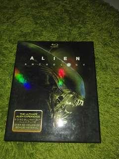 🚚 [USED] Alien Anthology Blu Ray