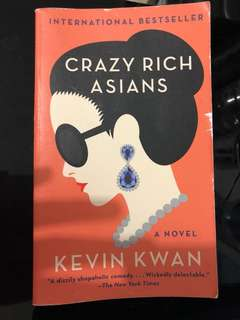 Crazy Rich Asians - Kevin Kwan (in English)