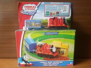 Fisher Price Thomas and Friends Motorized Railway