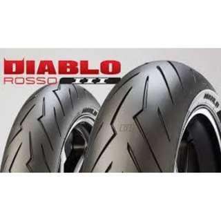 Tyre Promotion @ Revology