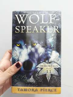 The Immortal Series II - Wolf Speaker (Tamora Pierce)