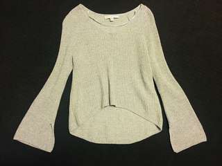 Forever New Grey Jumper Size XS